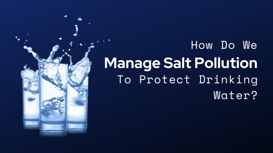 Salt Pollution